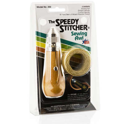 The Speedy Stitcher Sewing Awl Pack (#200)