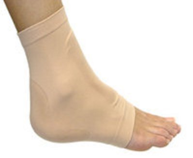 Gel sock with front and Achilles protection (81413)