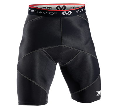 McDavid CROSS COMPRESSION SHORT W/HIP SPICA (8200)