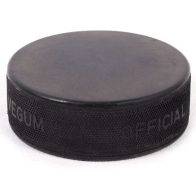 Black Official Puck