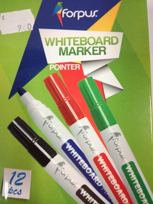 Whiteboard Marker Box