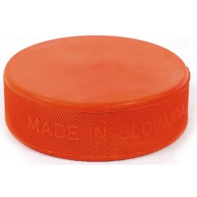 Orange Heavy Puck