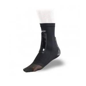 X-Foot Padded Sock, front+back