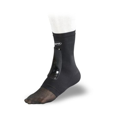 X-Foot Padded Sock, front